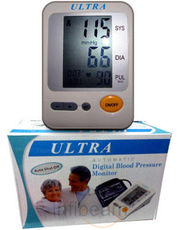 Ultra Digital Arm BloodPressure Monitor
