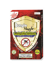 Jungle Magic Red Pack Mosquito Tattooz for Kids