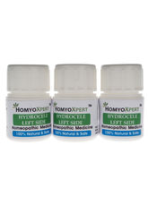 HomyoXpert Hydrocele (Left Side) Homeopathic Medicine For One Month