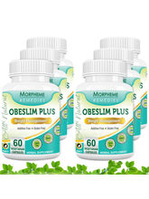 Morpheme Obeslim Plus For Weight Management - 500m...