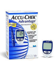 Accu Chek Advantage Glucose Blood Monitor