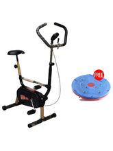 Bodygym/Bodyfit Fitness Exercise Cycle with Rowing BGC-207
