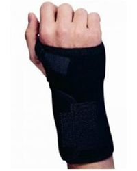 Carpal Tunnel Wrist Support, black