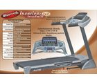 Pro Bodyline Very Big Light Commercial Luxurious Treadmill With 5 H.P & With Entertainment Ready Facilty (Grey)