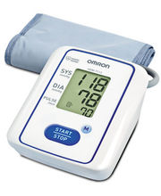 Omron Automatic Upper Arm BP Monitor - HEM 7113
