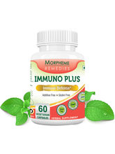 Morpheme Immuno Plus For Immune Defense - 500mg Ex...