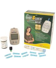 25 Test Strips For Dr Morepen EasyGluco Glucose Meter...