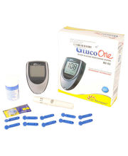 25 Test Strips For Dr Morepen GlucoOne Glucose Meter...