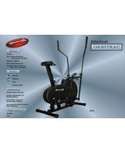 Pro BODYLINE 5-in-1 Orbitrac Bike
