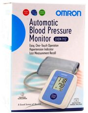 Omron BP Monitor Upper Arm (HEM-7112)