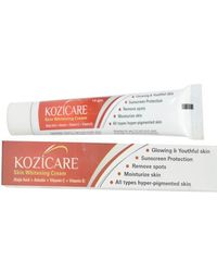 WestCoast Kozicare Skin Whitening Cream 15gm (Pack of 2)