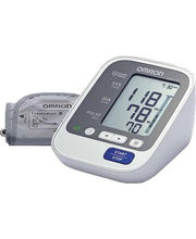 Omron Hem-7130 Automatic BP Monitor, White