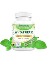 Morpheme Wheatgrass Supplements For Energy & Immun...