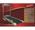 Pro Bodyline Motorised Treadmill With Inclination