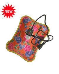 Kawachi Electric Rechargeable Heating Heat Pad For Full Body Pain Relief, multicolor