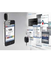 Operon Gmate Smart Blood Glucose Meter, Black