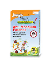 Jungle Magic Value Pack Mosquito Tattooz for Kids