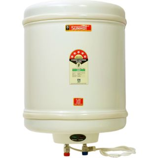 10 Litres Storage Water Geyser (Metal Body)
