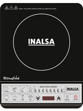 Inalsa Ultra Cook Induction Cooker, multicolor