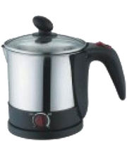 Ovastar OWEK-195 1.5 L Noodle Maker Kettle (Multicolor)