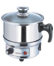 Baltra BTC-101 Glair Electric Pressure Cooker, multicolor