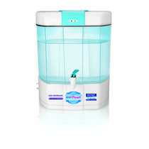 Kent Pearl Mineral RO Water Purifier, standard-white