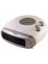VOX FH-15 Portable Fan With 2000W Heater (White)
