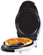 GEEPAS Non Stick Pizza Maker