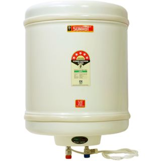 25 Litres Storage Water Geyser (Metal Body)