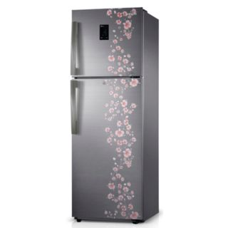 Samsung-RT36HDJFELX-345-Litres-4S-Double-Door-Refrigerator-(Orcherry-Peach)