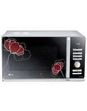 LG Microwave 28 Liters, 76 Auto Cook Menu, 48 Indian, Motorised Rotisserie