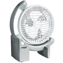 Eveready Rechargeable Fan With LED Light (RF02) AC DC