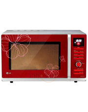 LG Microwave 30 Liters, 151 Auto Cook Menu, 101 Indian, Motorised Rotisserie