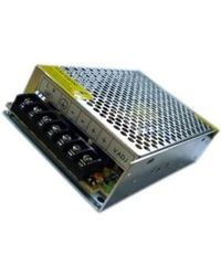 NPC PROFESSIONAL POWER SUPPLY FOR CCTV - LIGHT WEIGHT 12V/10 AMP, multicolor