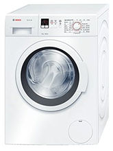 BOSCH 7KG FULLY-AUTOMATIC FRONT-LOADING WASHING MACHINE WAK20160IN