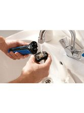 Philips AT600 Shaver Black And Blue