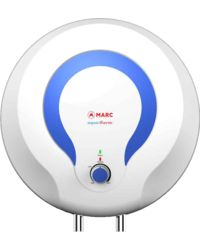 Marc Aquatherm Water Heater 10 Litre Vertical,  white