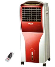 Vox FLS 420 100W Air Cooler with Remote, multicolor