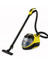 Karcher SV-1802 2300-Watt Steam Vacuum Cleaner, multicolor