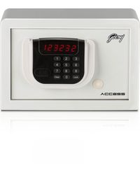 Godrej Security Solutions SEEC9060 Access Electronic Safe, multicolor