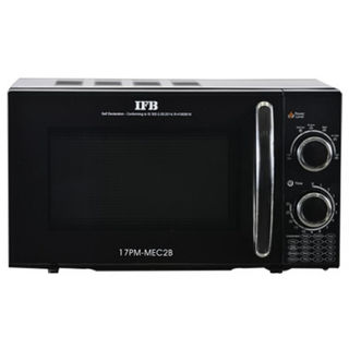 IFB 17PM-MEC2B 17 Litres Solo Microwave Oven