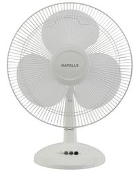 Havells Swing Lx 400 Mm Table Fan,  white