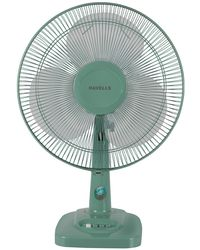 Havells Velocity Table Fan 400 Mm, white hs