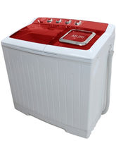 Eltech Semi AUTO EWMT80PQBG Washing Machine, multicolor