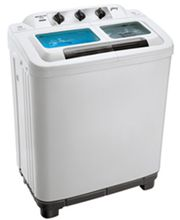 Godrej Semi Automatic Washing Machine GWS 6502 PPC, multicolor