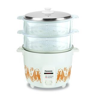 Panasonic SR-WA18H (SSG) 4.4-Litre Electric Cooker