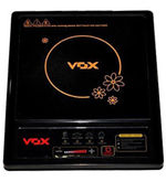 Vox Induction Cooktop, multicolor