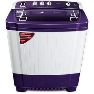 Videocon 8.5 Kg 85P18 Semi Automatic Washing Machine