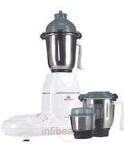 Bajaj Twister Mixer Grinder (White)