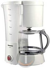 Panasonic NC-GF1 Coffee Maker (White)